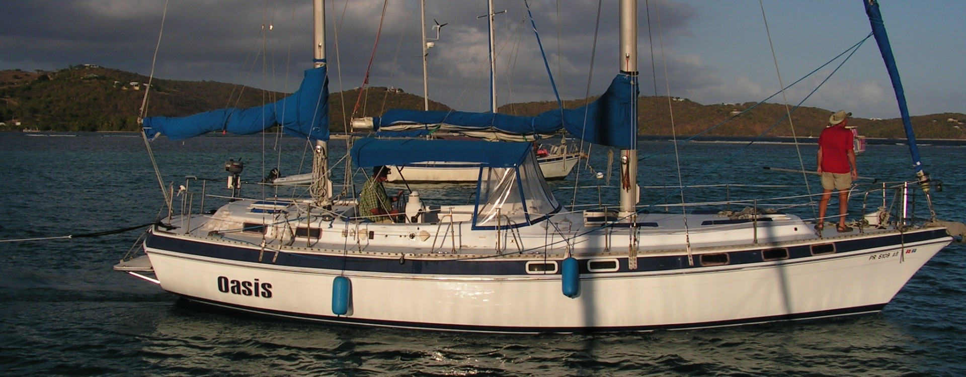 S/V Oasis